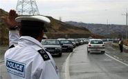 بار ترافیکی در تمام شهرهای استان روان است