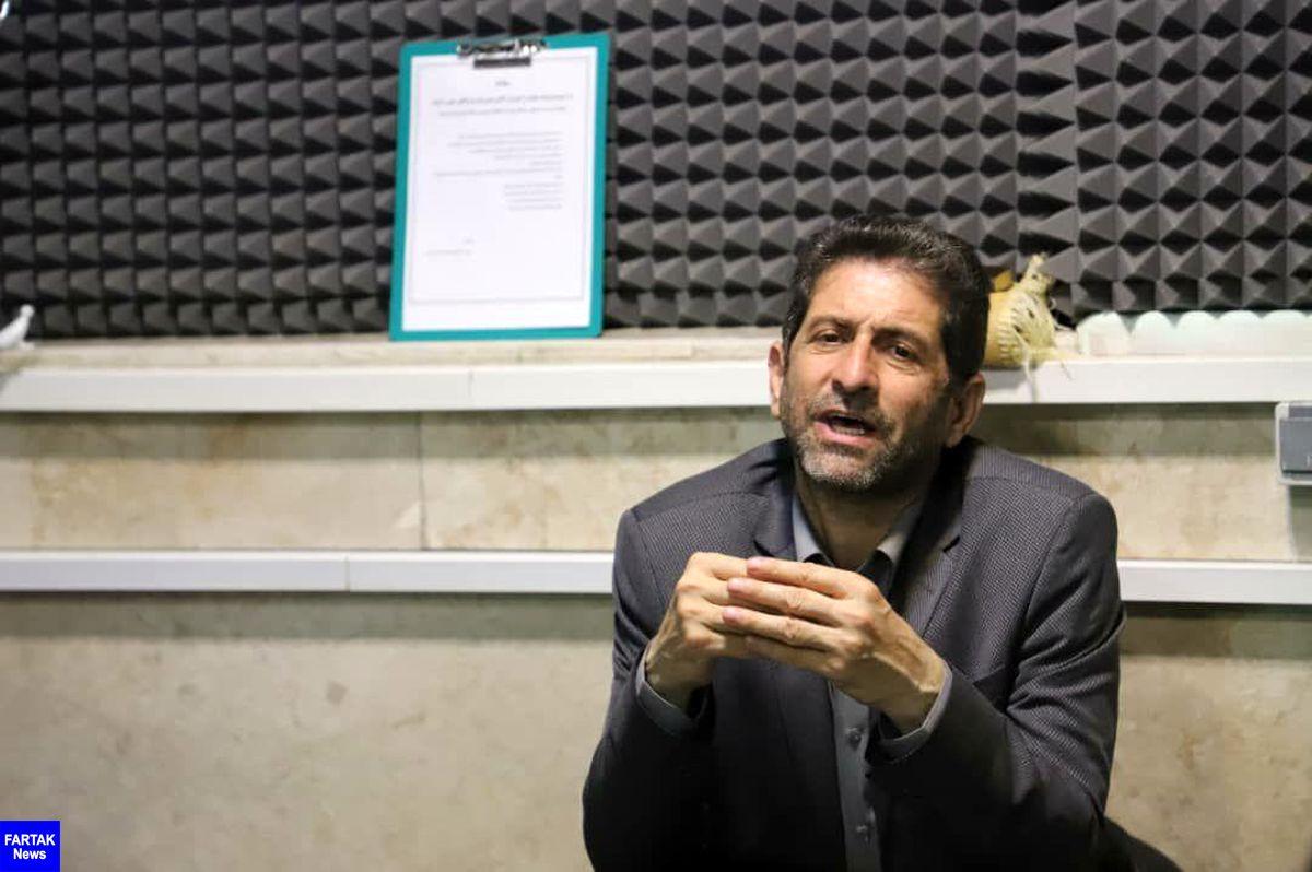افتتاح ششمین استودیو تولید محتوای آموزشی در کرمانشاه
