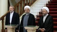 روحانی: همه قوا بر ضرورت وحدت و انسجام داخلی تاکید کردند