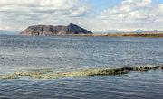وسعت دریاچه ارومیه ۴۸۴ کیلومتر افزایش یافت