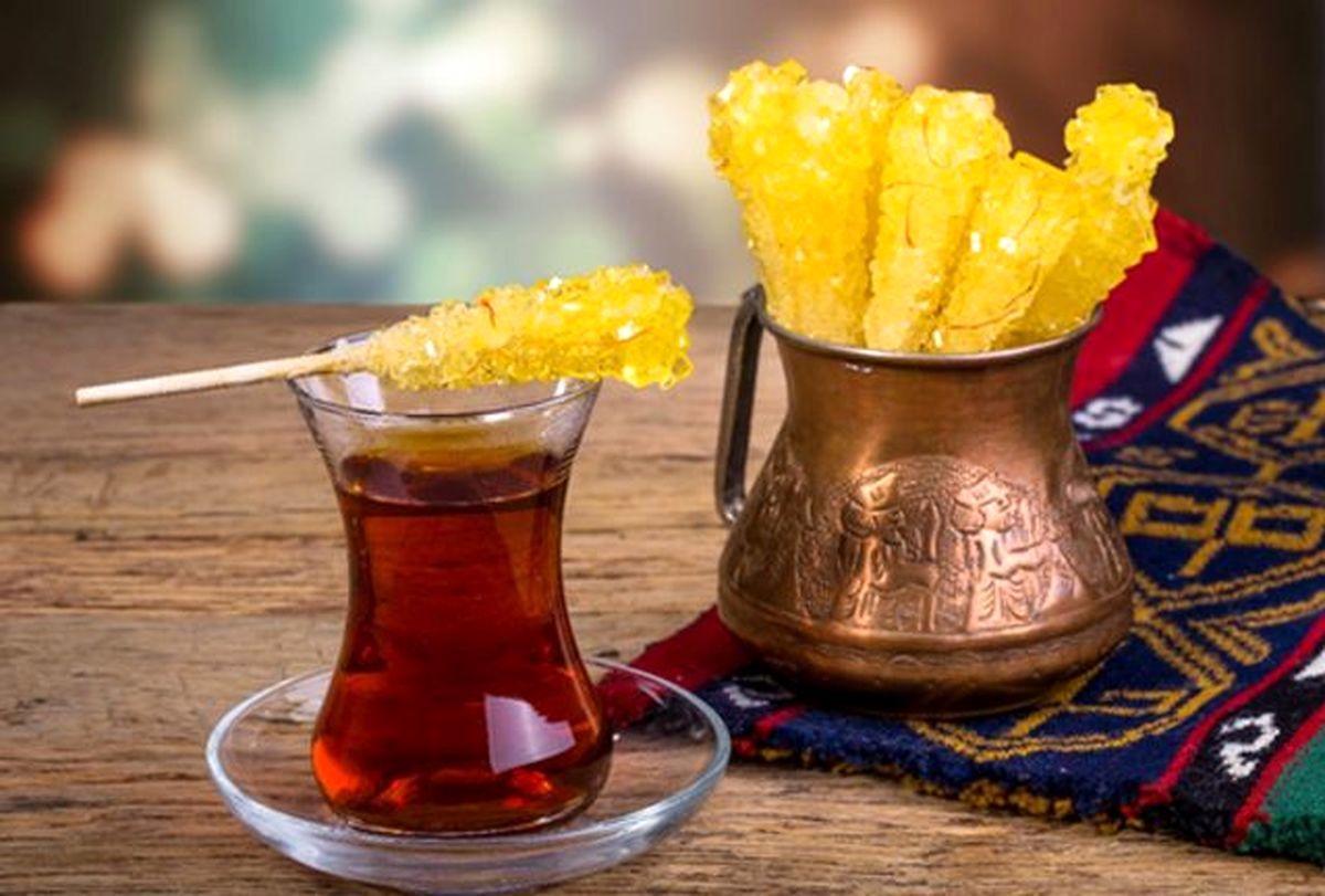 با خوردن چای نبات دردهایتان را دوا کنید