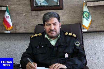 دستگیری سارق حرفه ای قطعات خودرو در کرمانشاه