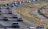 تردد وسایل نقلیه در جاده های سمنان 15 درصد افزایش یافت