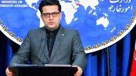 موسوی: باطن مملو از جرم پامپئو باعث تصورات روانی او میشود