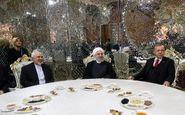 تهران علاقهمند به توسعه روابط با ترکیه در همه عرصههاست