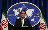 موسوی: برلین به جای اتخاذ مواضع مغرضانه مبانی حقوق بشر را رعایت کند