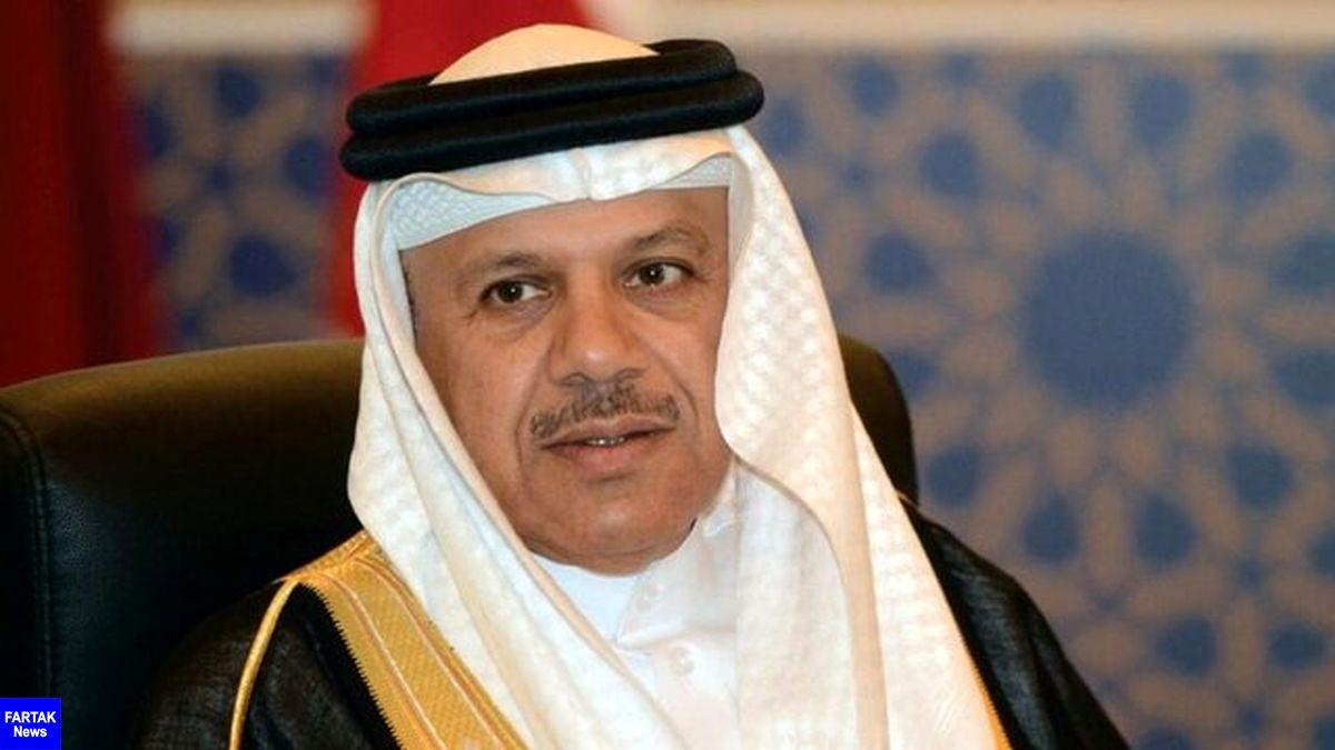 وزیر امور خارجه بحرین: ایران باعث بی ثباتی و ناامنی در منطقه میشود
