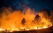 عکس منتخب نشنال جئوگرافیک | جنگ با آتش