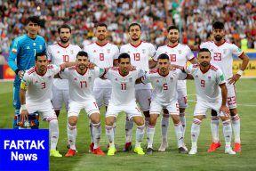 رونمایی از ترکیب اصلی تیم ملی ایران مقابل کره جنوبی
