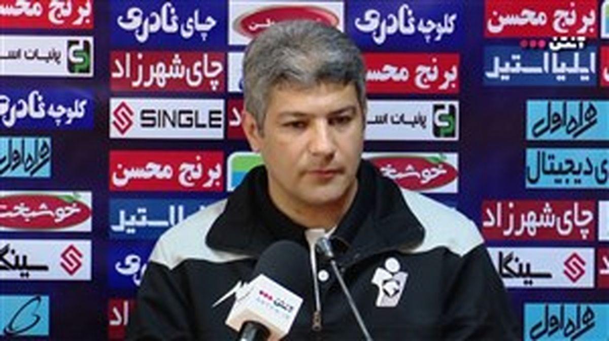 پاشایی: پرسپولیس بهترین تیم فوتبال ایران است