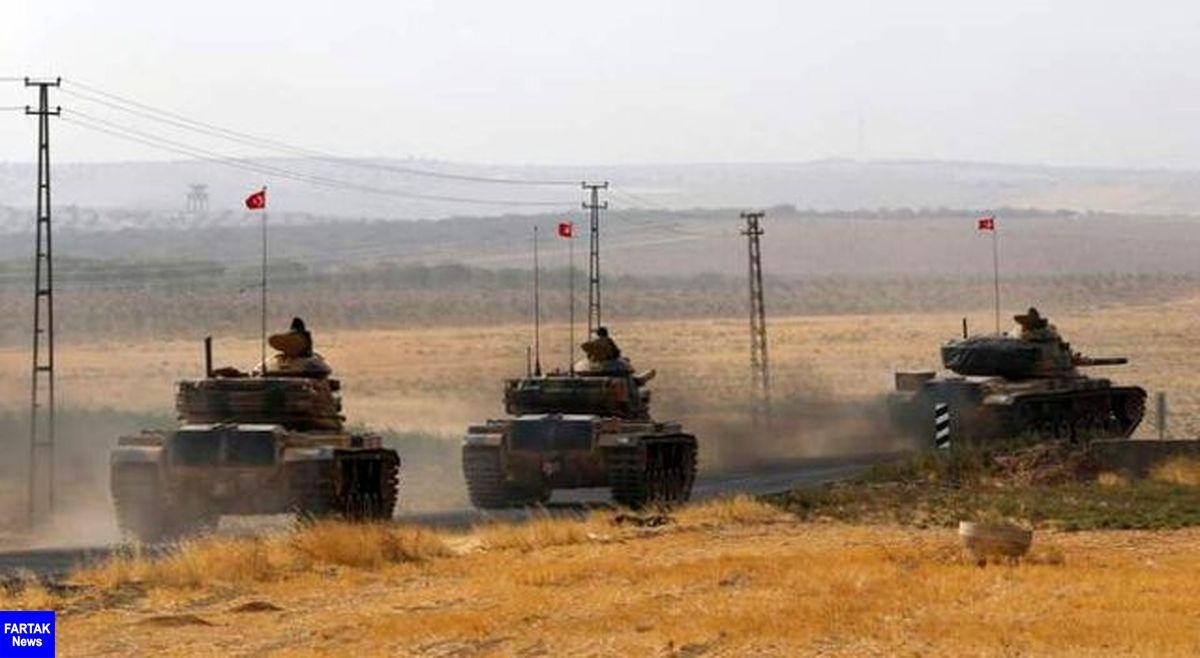 ترکیه از خنثی سازی ۵۵ نظامی سوریه در ادلب خبر داد