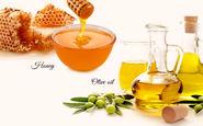 8 خاصیت شگفتانگیز عسل و روغن زیتون