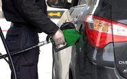 مصرف بنزین بشدت کاهش پیدا کرد