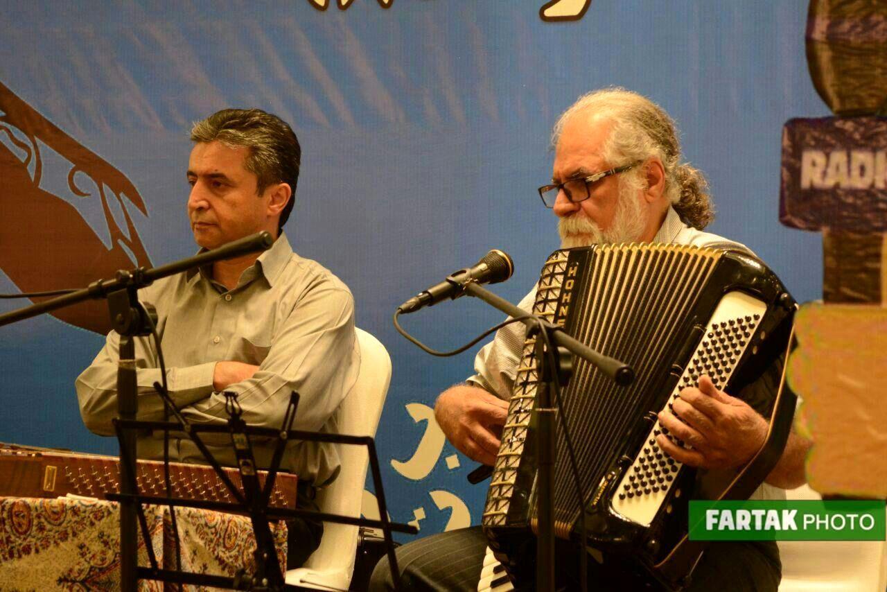 تجلیل از خبرنگاران کرمانشاه
