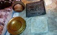 کشف و ضبط 3 قطعه اشیای قدیمی در ورامین