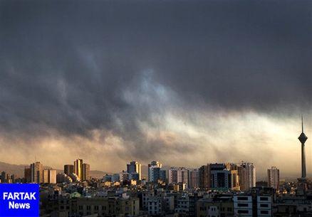 سازمان هواشناسی اعلام کرد؛باران 5 روزه در 14 استان
