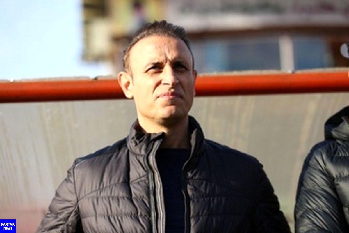 یحیی گل محمدی اجازه جدایی یک پرسپولیسی را نداد