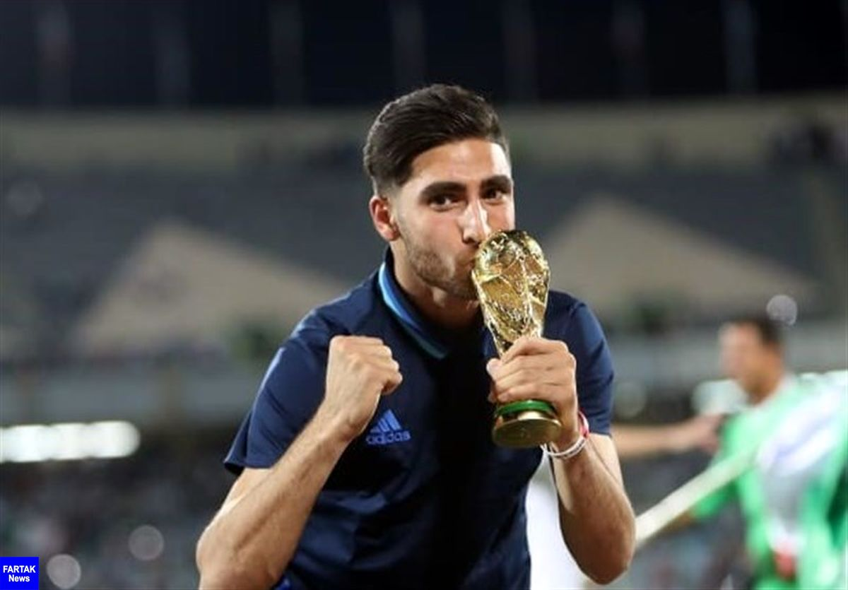 با غرور و انرژی فراوان برای ایران کار می کنیم/ تجربه جام جهانی قبلی را به روسیه میبرم