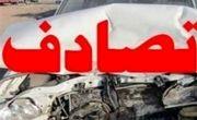 ۵ کشته در تصادف سه خودرو داخل تونل