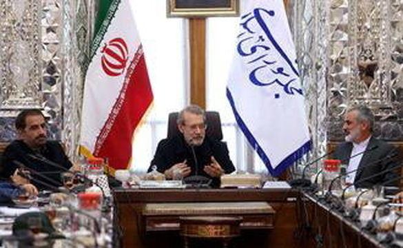 لاریجانی: انقلاب اسلامی یک جریان ملی بود/ عظمت ایران در منطقه قابل حذف نیست