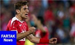 حضور بازیکن سابق تیم پرسپولیس در لیگ ترکیه منتفی شد