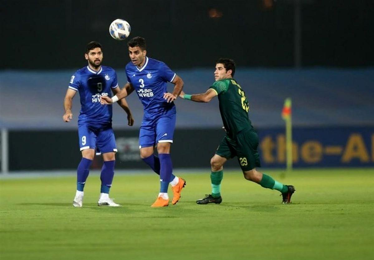 AFC: استقلال با تیمی ناشناخته مقابل الهلال قرار میگیرد