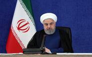 روحانی:شیوع ویروس کرونا در بسیاری از استانها سیر نزولی دارد