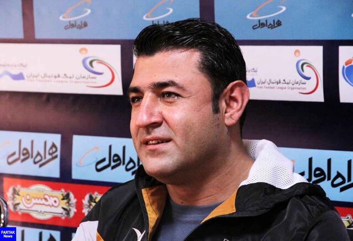 فاضلی: بازیکنانمان به این خودباوری رسیدند که میتوانیم مقابل تیمهای بزرگ قد علم کنیم