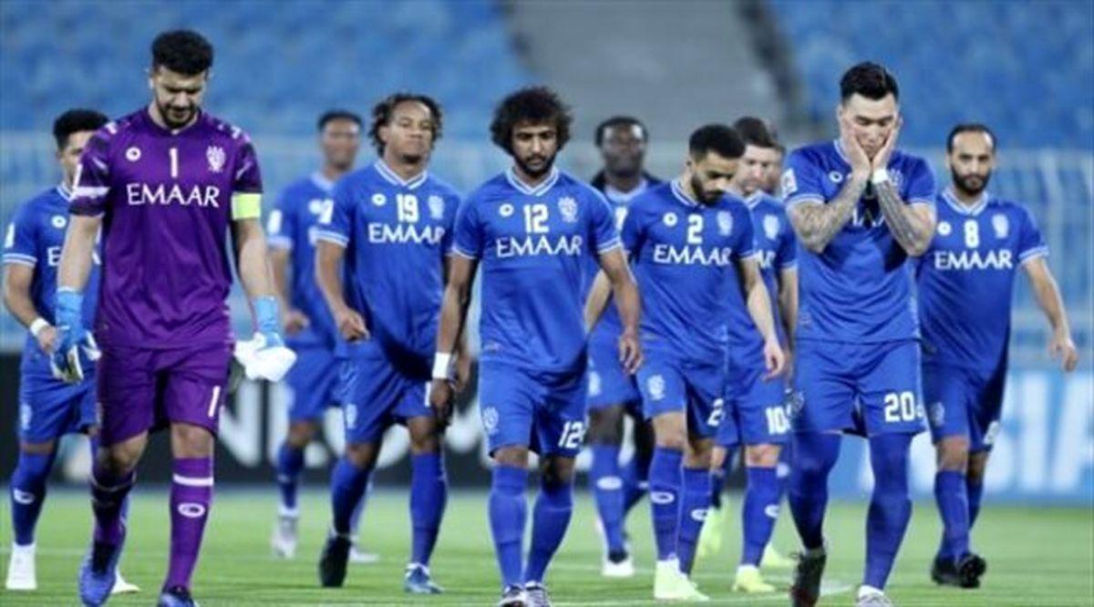 بازیکن الهلال اردوی تیم را ترک کردند