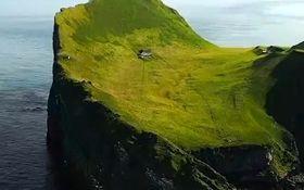 تنهاترین خانه دنیا در ایسلند + فیلم