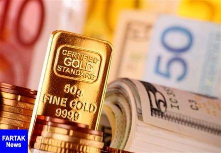 قیمت طلا، قیمت سکه و قیمت ارز امروز ۹۷/۰۷/۲۱