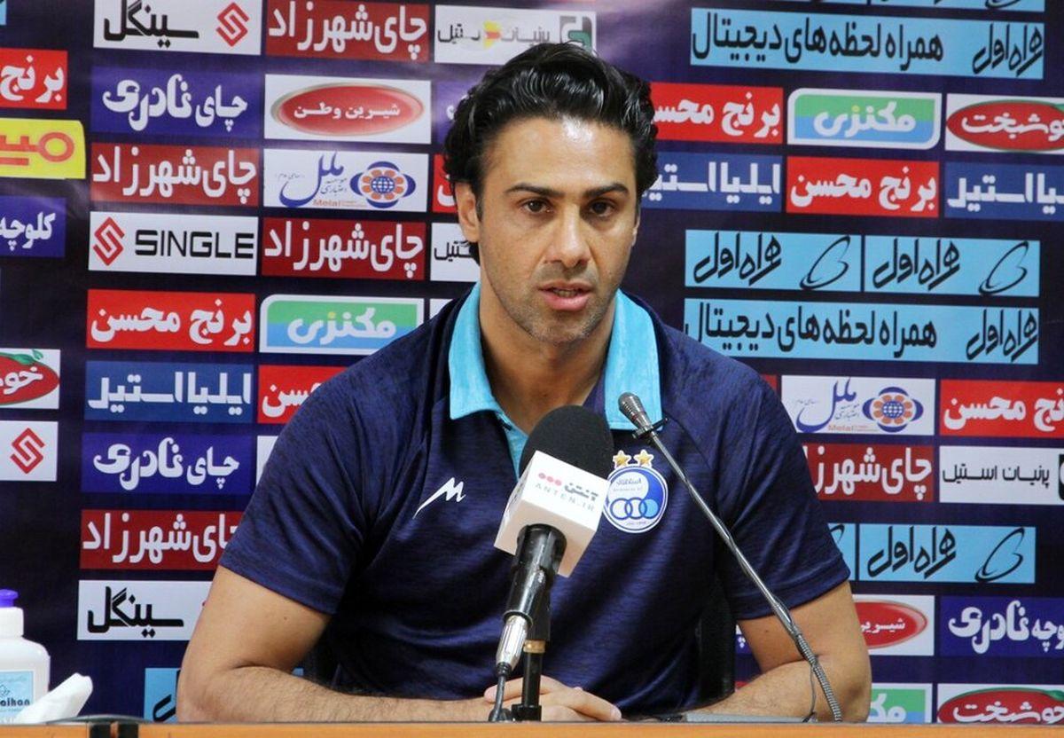 مجیدی: بازیکنان استقلال غیرت و مردانگی را معنا کردند