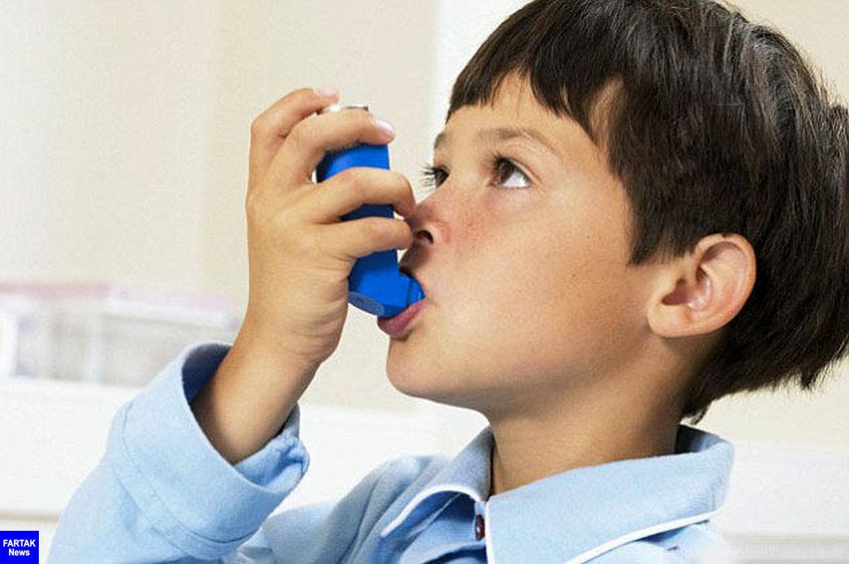 بیش از ۱۰ درصد کودکان ایرانی از علایم تنفسی آسم رنج میبرند
