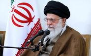 دیدار جمعی از خانوادههای شهدای دفاع مقدس و مدافع حرم با رهبرانقلاب اسلامی