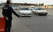 خودروهای پلاک غیربومی از ورودی شهرهای نارنجی در مسیر بازگشت