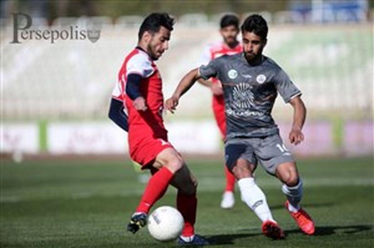 پرسپولیس با کیت طوسی در لیگ قهرمانان آسیا