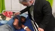یک کارگر شهرداری در پی تیراندازی افراد شرور در اهواز مصدوم شد