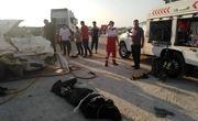 ۲ کشته در حادثه رانندگی شهرستان دیر