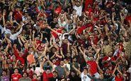 درخواست باشگاه پرسپولیس از هوادارانش برای روز دربی