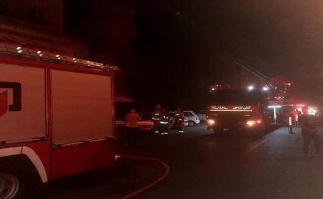 خبر دردناک در بوکان/ یک خانواده در آتش سوختند