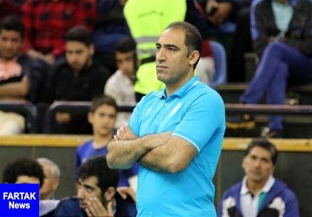 ترکاشوند: محکوم به پیروزی بودیم/ آمار تیم شهروند اراک فوقالعاده است