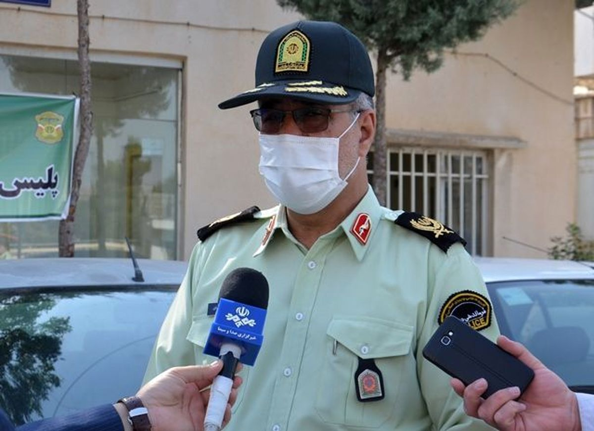 کشف 417 کیلوگرم حشیش با کار اطلاعاتی پلیس کرمانشاه