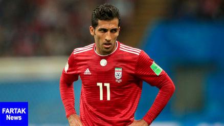 ستاره تیم ملی ایران، حضورش در پرسپولیس را تایید کرد