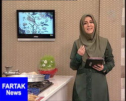 خانم مجری مشهور عزادار شد/عکس