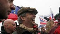 آغاز راهپیمایی دو هفتهای حامیان بریگزیت در انگلیس