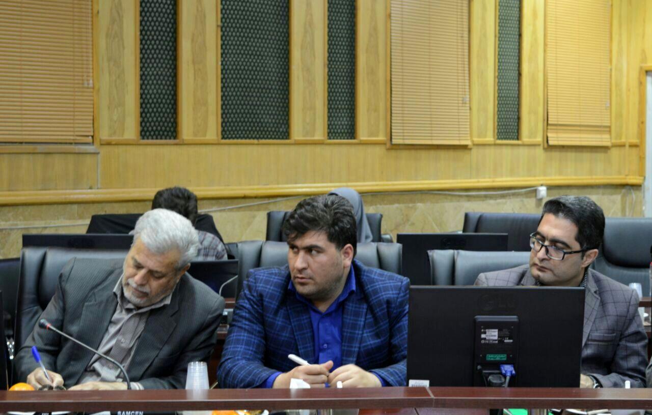 نشست مطبوعاتی و رسانه توسعه و عملکرد معاونت اقتصادی در سالن تدبیر و امید