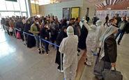 مدیر حج و زیارت خوزستان:تردد از مرز ایران و عراق غیرزیارتی است