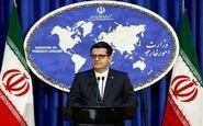 انتقاد شدید سخنگوی وزارت امور خارجه از حامیان تصویب قطعنامه حقوق بشری علیه ایران
