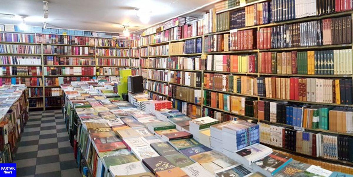 """860 کتابفروشی به """"بهارانه کتاب"""" پیوستند"""