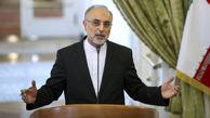 صالحی: شرط خروج از بحران تنش میان ایران و آمریکا ؛ لغو تحریم های ضدایرانی است